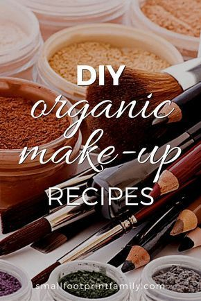 DIY Bio-Make-up-Rezepte - #BioMakeupRezepte #diy #kosmetik #organicmakeup