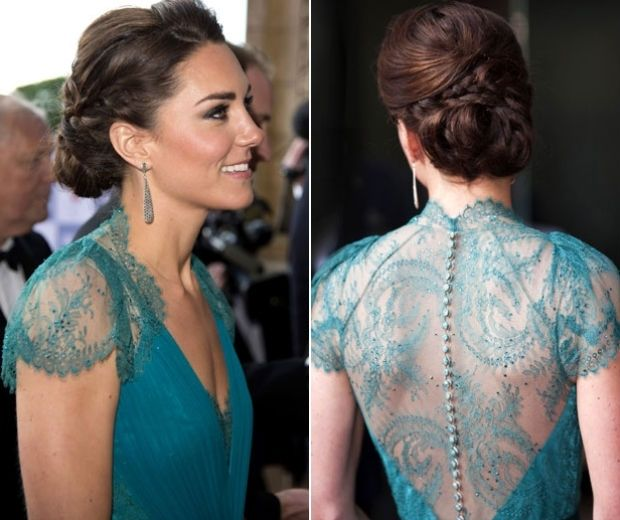 Wedding Hairstyle Kate Middleton : Kate middletons hair: check out her hottest styles! hair style