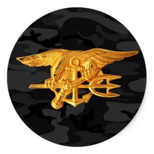 Round Navy Seal Stickers Navy Seal Wallpaper Navy Seals Us Navy Seals