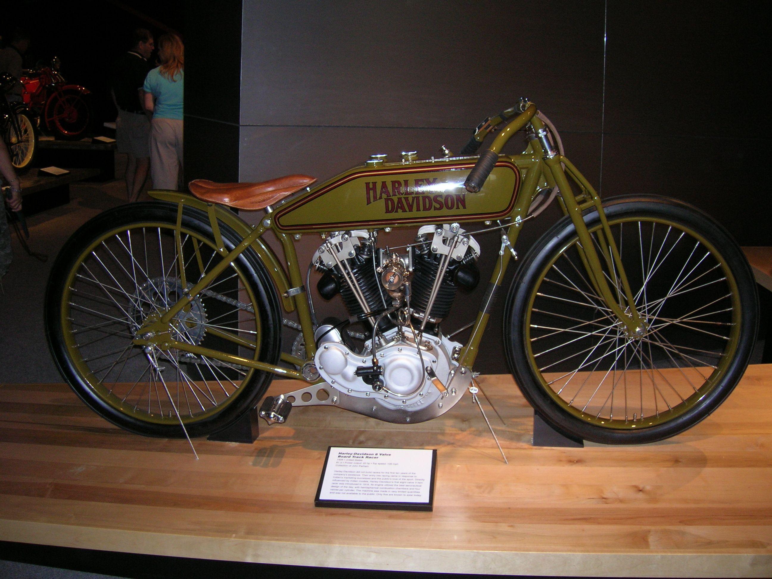 1928 Harley-Davidson 8 Valve Board Track Racer
