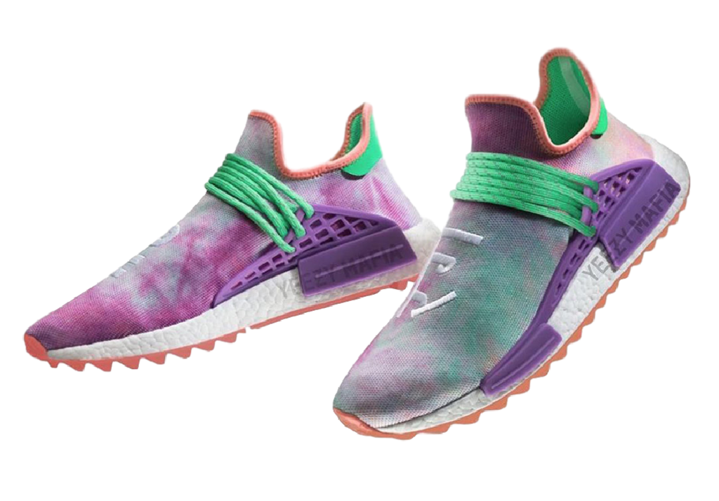 dialecto compromiso Excelente  Adidas Human Race NMD Pharrell Holi Festival (Chalk Coral) | Human race  shoes, Adidas human race, Pharrell