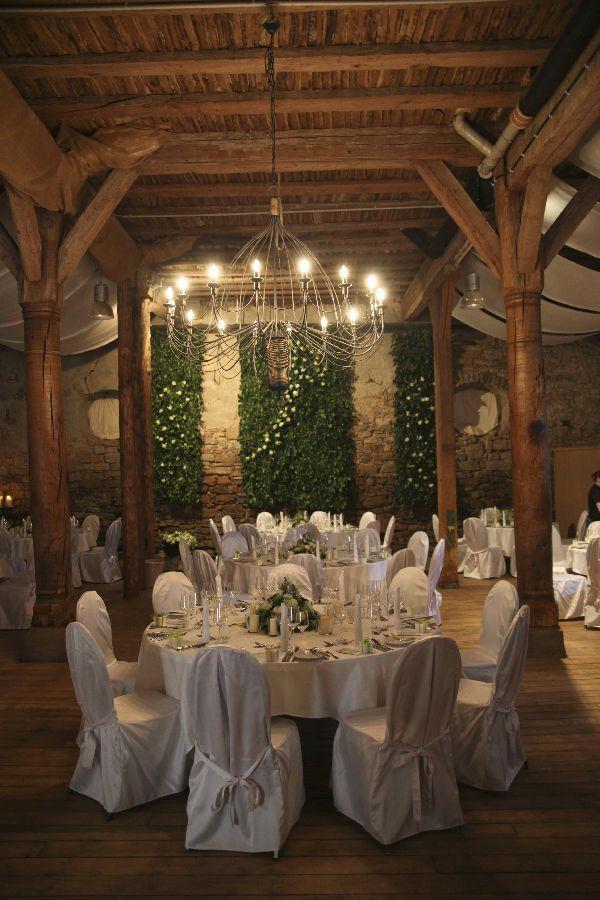 Schloss Heinsheim Hochzeit Location Scheunen Hochzeit Tischdekoration Hochzeit