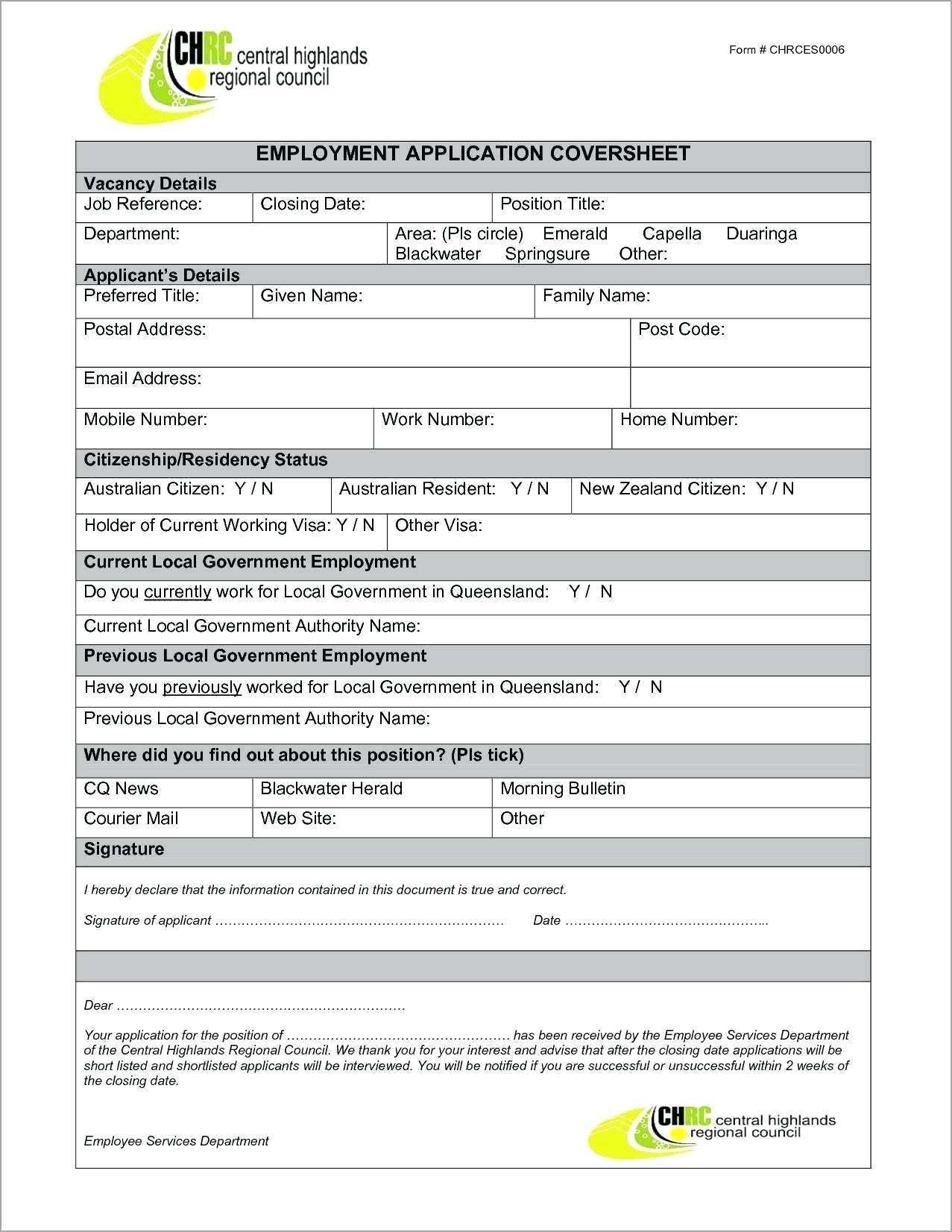 Elegant Job Application Form Template Word Audiopinions Document Template In 2021 Job Application Template Word Template Employment Application