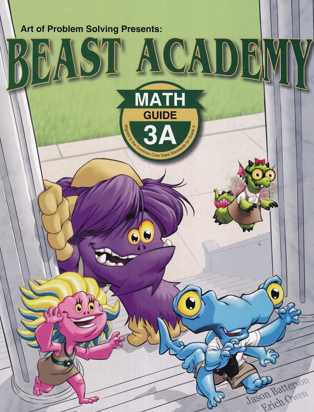 Beast Academy 3A Art of problem solving