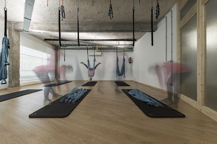 Centro Yoga y Pilates Sana Sana. NAN Arquitectos #yogaypilates