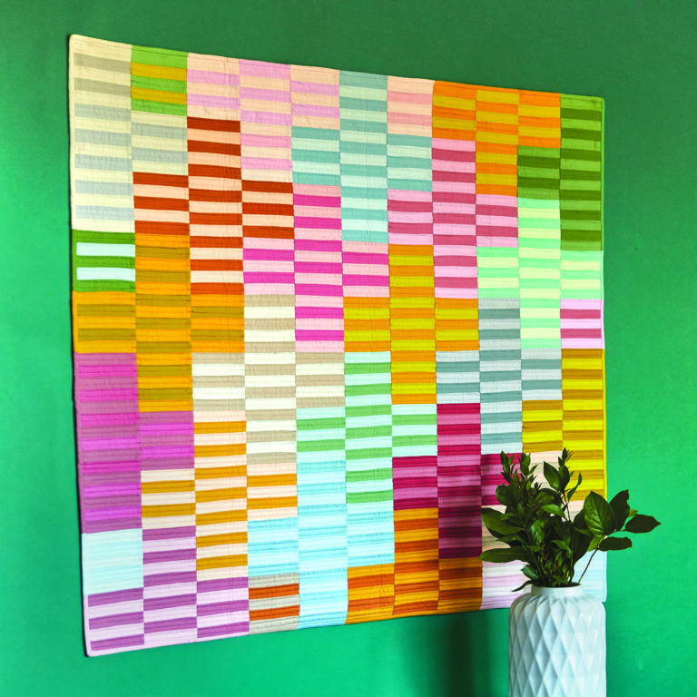 How To Bind A Quilt With Pizzazz!