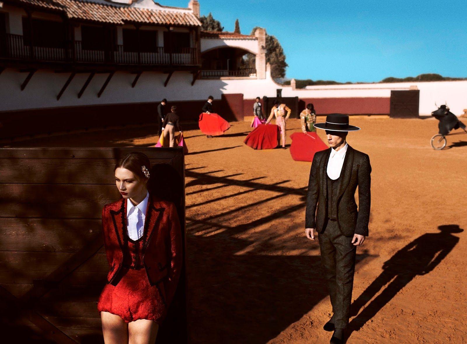 Forties: Lieke Van Houten And Nicolas Ripoll By Sebastian Sabal-Bruce For Odda #8