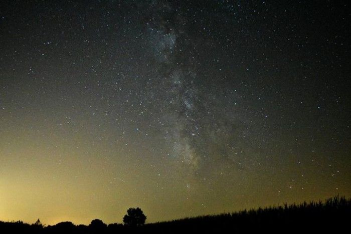 13. And our skies are perfect for watching the stars.