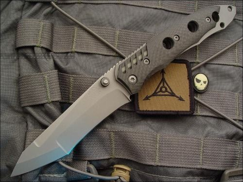 Archon folder by Munroe Knives developed. #folder #knife #knives #custom #folding #best #tactical