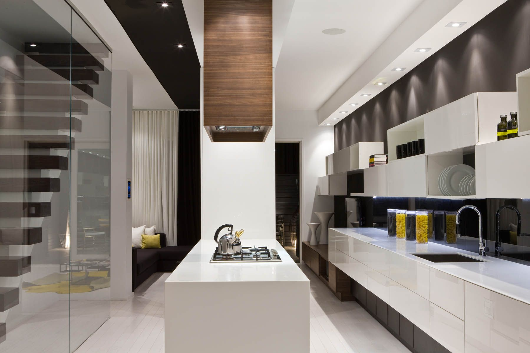 Trinity bellwoods town homes by cecconi simone