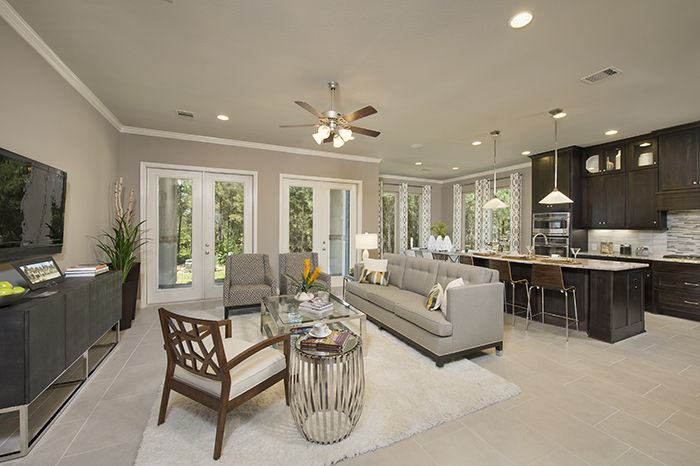 Perry Homes The Woodlands Creekside
