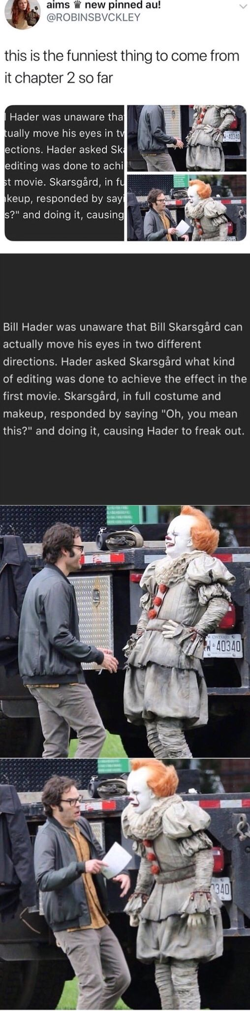 It Chapter 2 In 2021 Funny Funny Relatable Memes Funny Memes