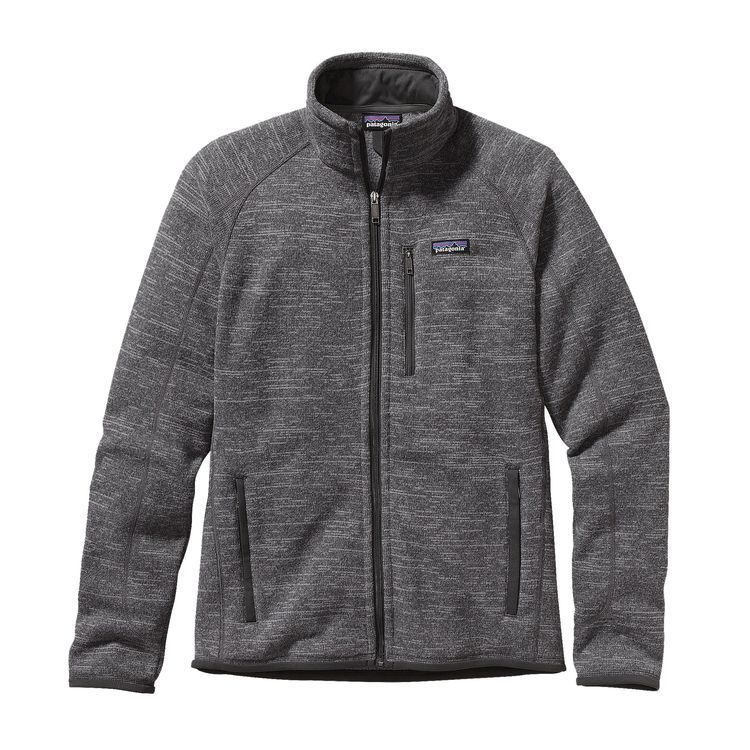 Men's Better Sweater® Fleece Jacket | Gray and Clothes