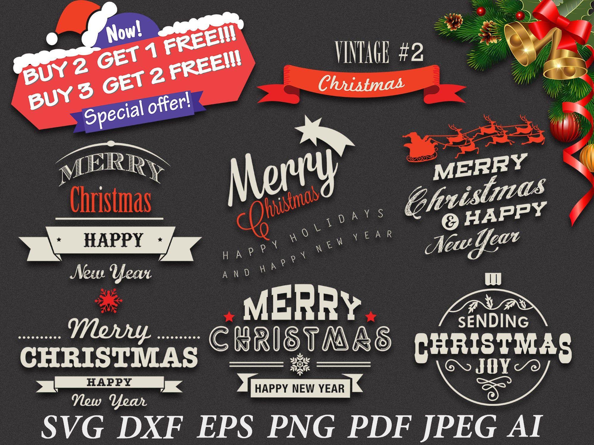 Christmas Bundle Svg Merry Christmas Svg Christmas Svg Bundle Etsy Christmas Svg Christmas Bundle Christmas Quotes