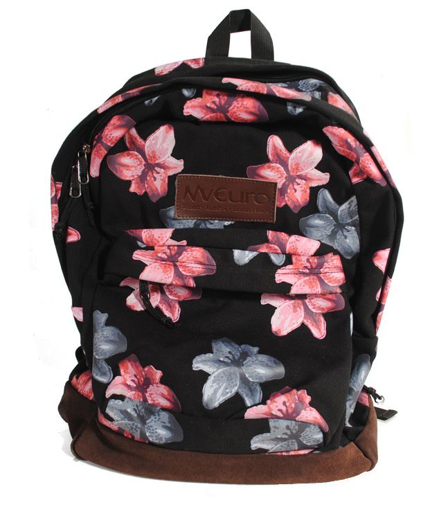 NV Euro Floral Book Bag | Style | Pinterest
