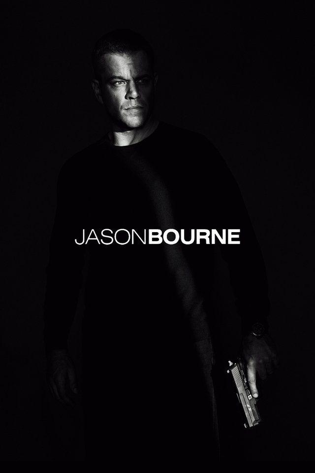 Jason Bourne 2016 The Movie Database Tmdb Jason Bourne Peliculas De Culto Mejores Carteles De Peliculas