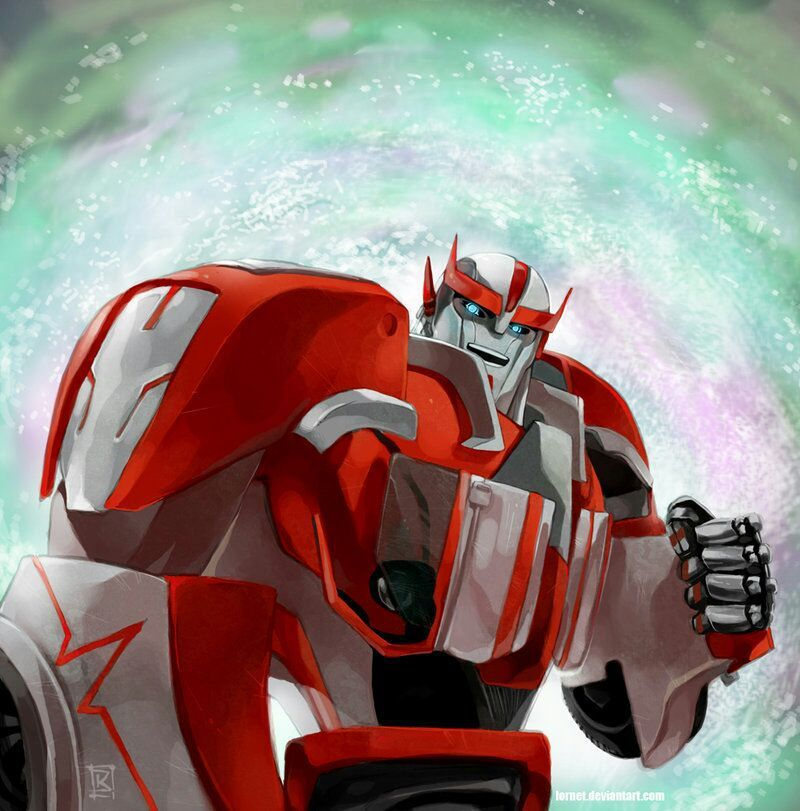 Transformers Prime: Through Bad and Through Worse - Chapter
