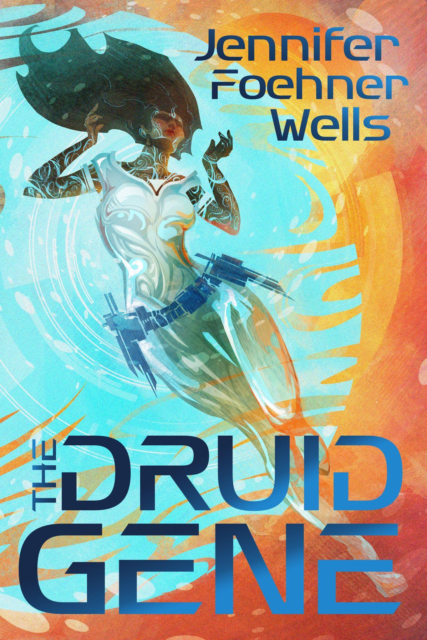 The Druid Gene By Jennifer Foehner Wells Enthralling Adventure Scifi  $099 Http: