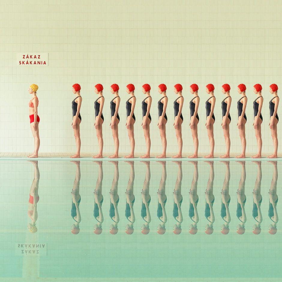 Origins, l'armée de nageuses de Maria Svarbova | Photographie ...