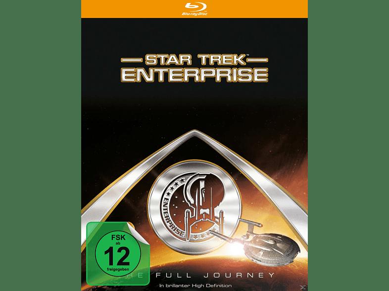 Star Trek: Enterprise - Die Komplette Serie [blu-ray]