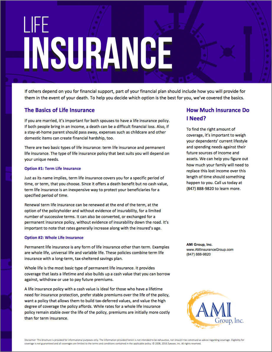 How Much Insurance Do I Need Ami Can Help You Evaluate How Much