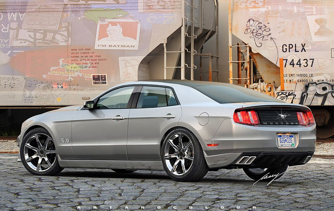 8 Mustang Four Door Ideas Mustang Ford Mustang Sedan