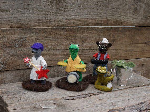 Emmet Otter Jug Band Christmas.Christmas Muppet Nightmare Band Emmet Otter S Jug Band