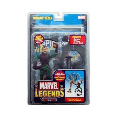 "Green Goblin  NEW Marvel Legends 6/"" Action Figures Series 13"