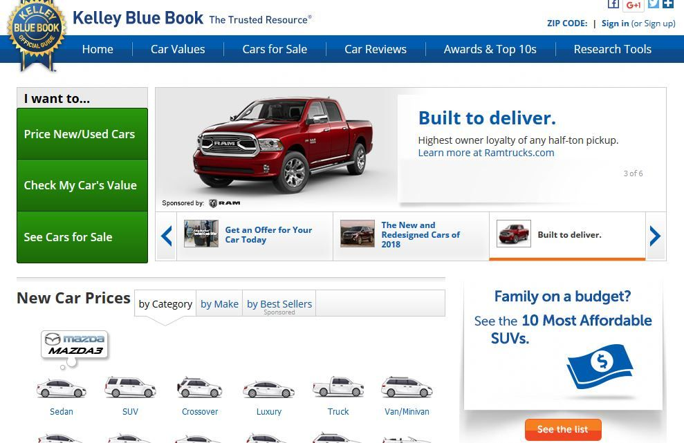best used car search sites
