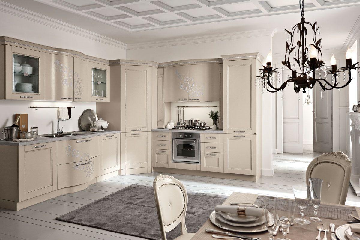 Cucina classica componibile - Cucina Prestige