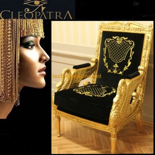 Barok Bankje Cleopatra.Collectie Bankjes Cleopatra Le Chique Wonen Bankjes Barok