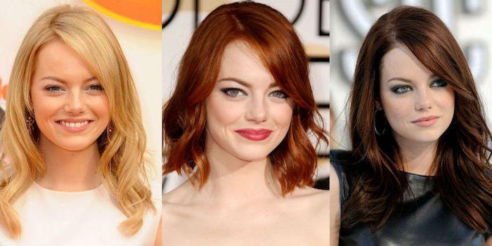 Rote haarfarbe fur graue haare