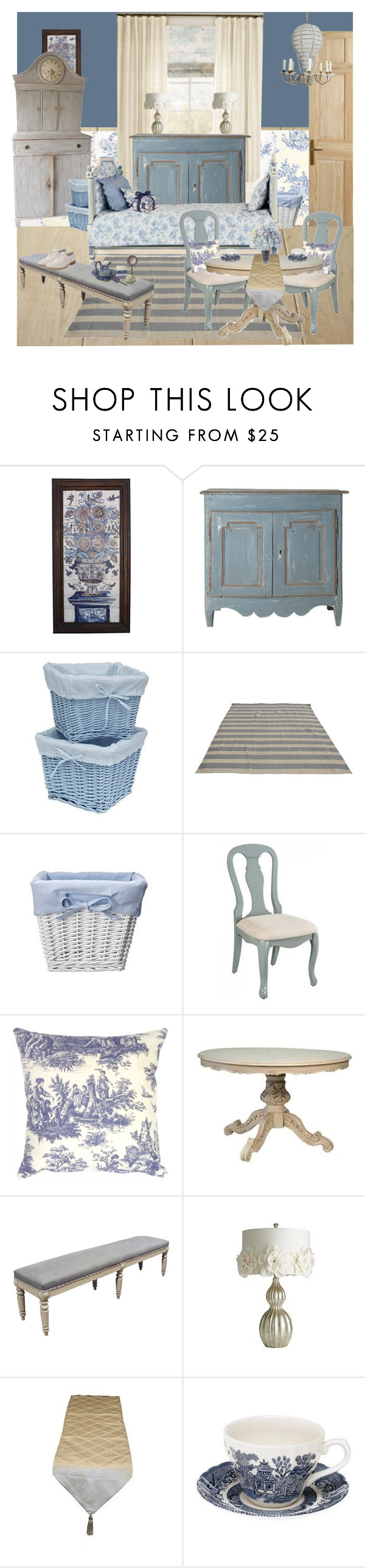 Interior design home burlington -  Blue Toile Bedroom By Meggiechelle Liked On Polyvore Featuring Interior Interiors Bedroom Setsdesign Homesinterior