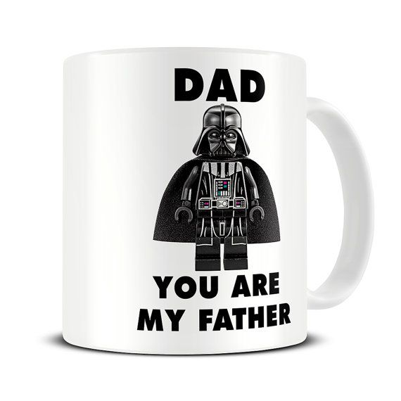 Dad Gifts For Christmas: Dad You Are My Father Coffee Mug