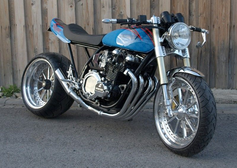 1979 Kawasaki Z1000 - Racer
