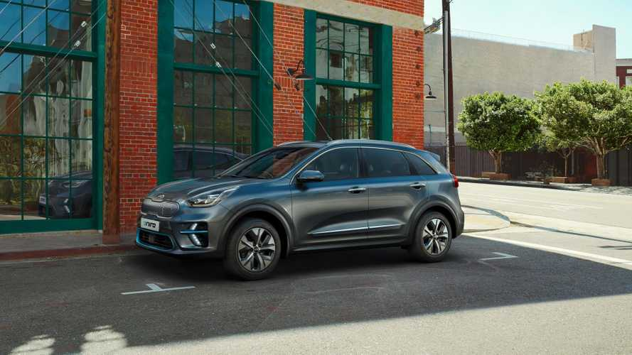 Kia Makes Niro Ev Even More Compelling For 2020 Electric Cars Kia Affordable Electric Cars