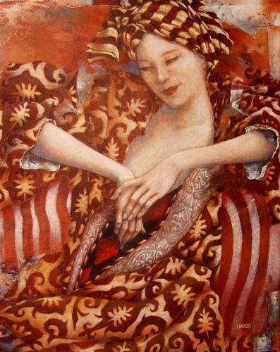 Artodyssey: Catherine Chauloux