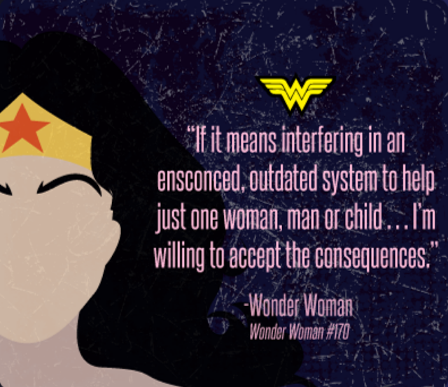 Wonder Woman Inspirational Quotes Wonder Woman Quotes Superhero Quotes Book Infographic