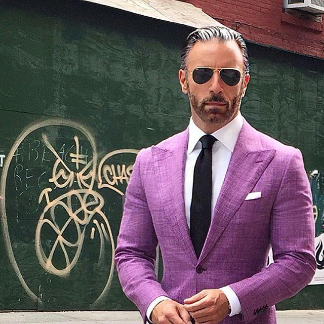Christopher Korey Colorful Jacket Roupa Vestir Clássico