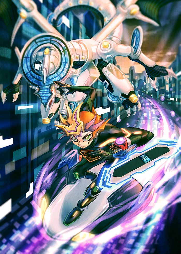 Yu Gi Oh Vrains 2096293 Zerochan Anime Yugioh Anime Wallpaper Iphone