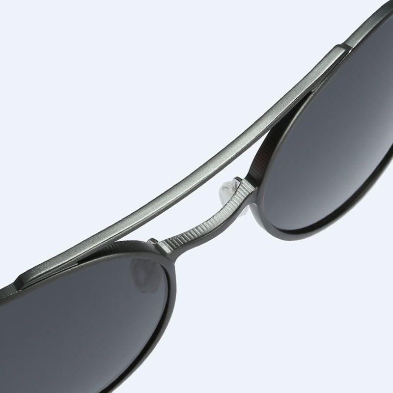 026c5dcf8d8 Men Women Driving Classsic Round Polarized Glasses