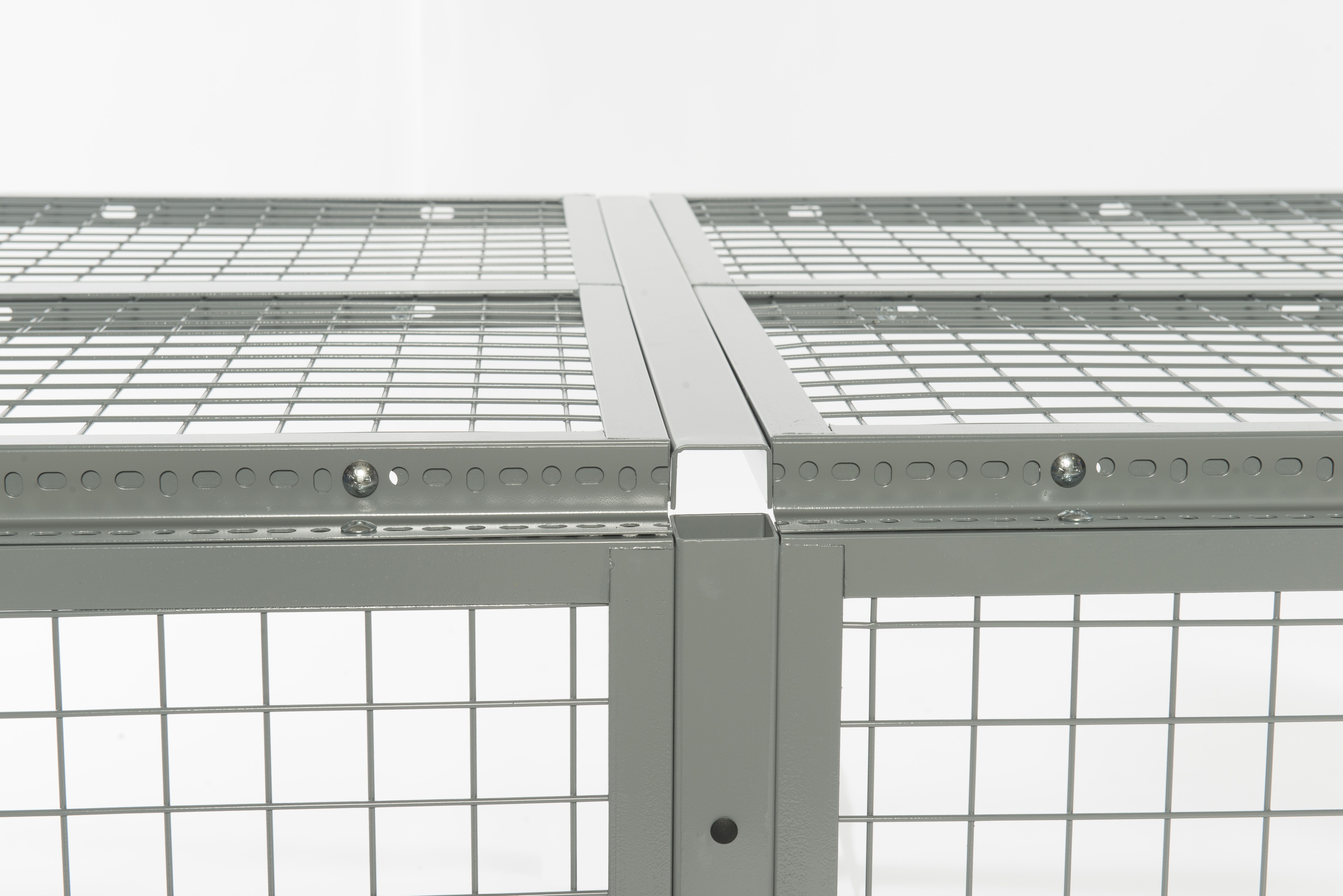 Wire Mesh Cage Partitions Beastwire Mesh Guarding In 2020 Wire Mesh Partition Fire Suppression System