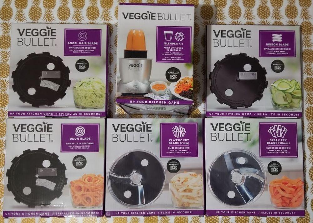 Udon Blade Veggie Bullet Blade
