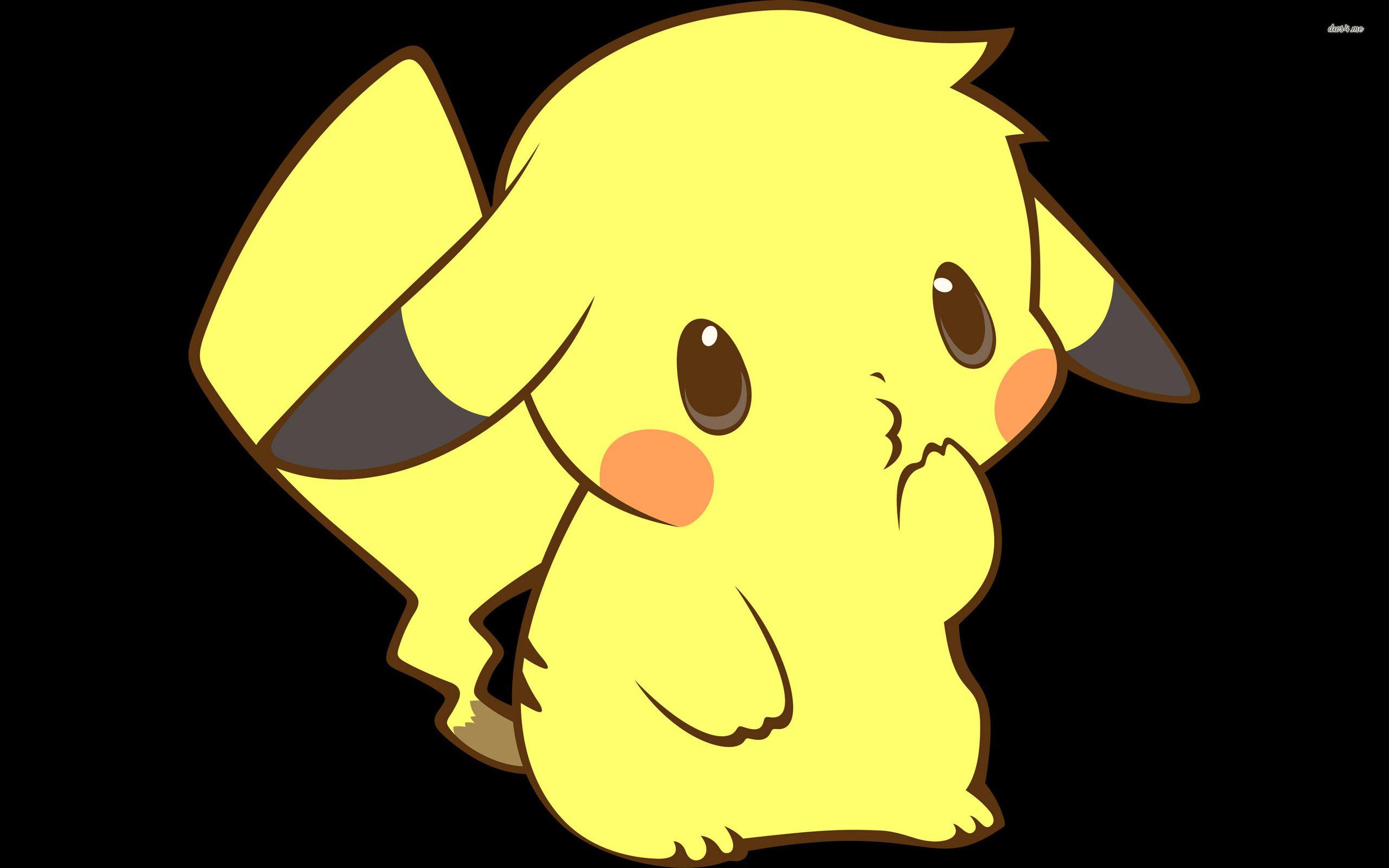 Cute Wallpapers Pokemon Wallpapers Hd Hd Wallpapers Backgrounds Images Art Photos Cute Pokemon Wallpaper Pikachu Wallpaper Cute Pikachu Cute anime pokemon wallpaper
