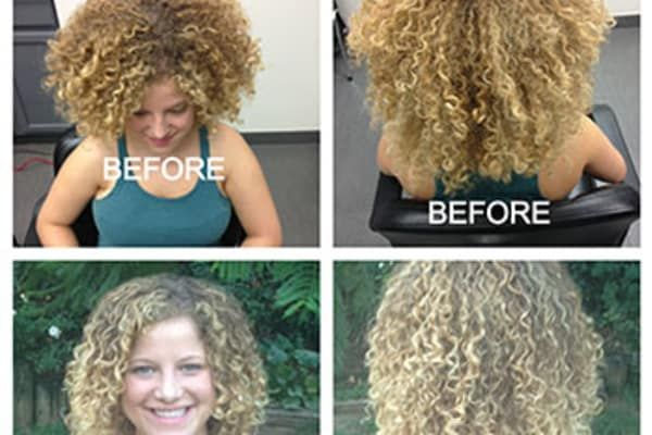 I Did A Brazilian Blowout Curly Hair Tips Brazilian Blowout Blowout Curls