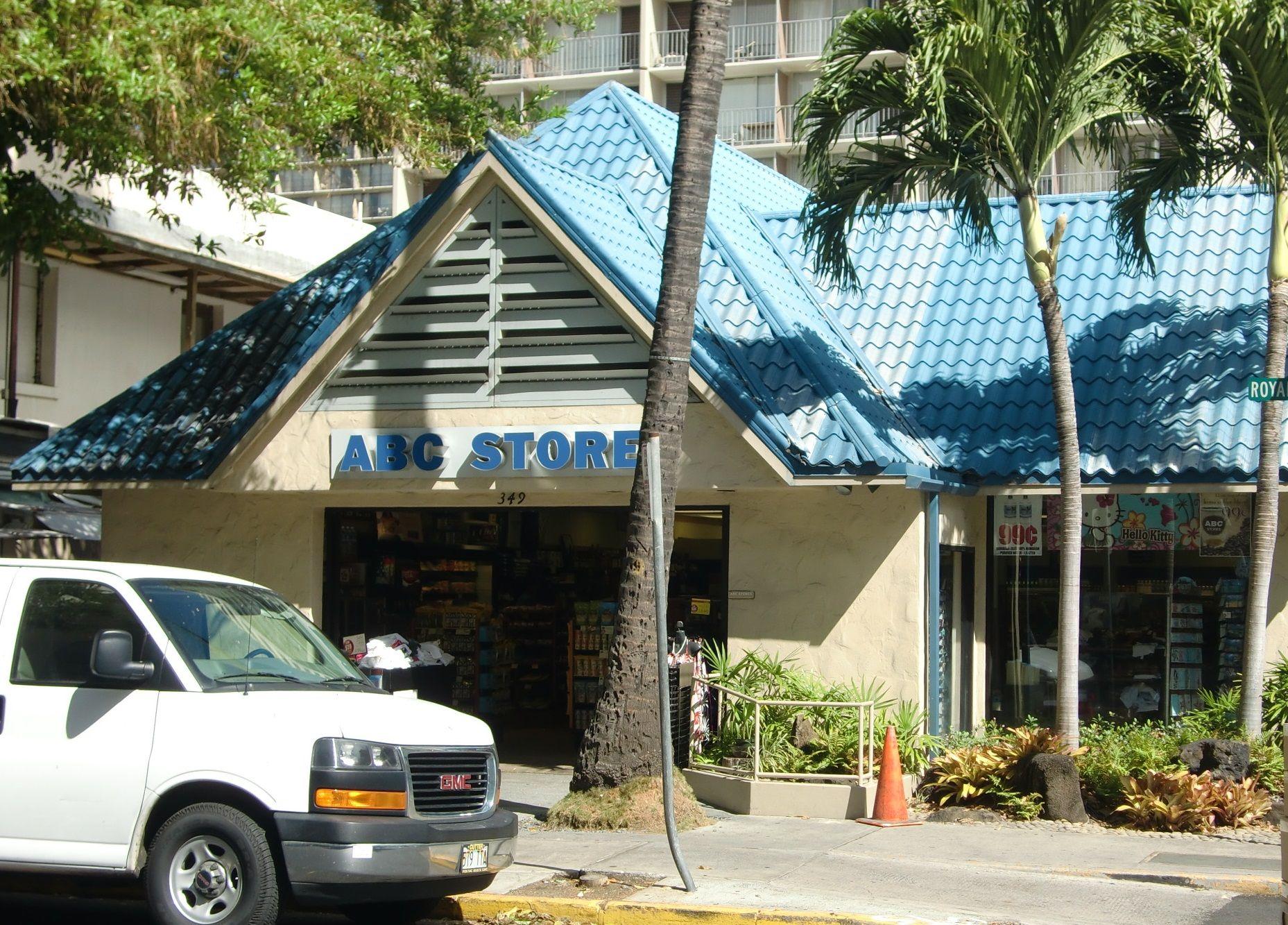 Abc Store Waikiki Hawaii Waikiki Honolulu