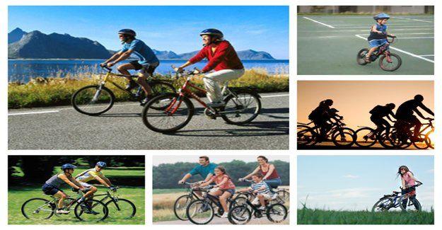 quot;Motosikletini sat - Bisiklet alquot; !