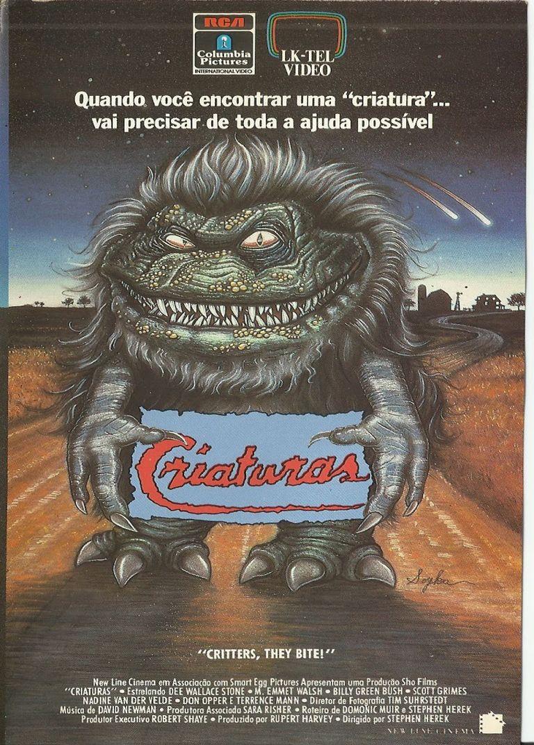 Criaturas Com Imagens Criaturas Filmes De Terror