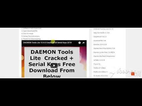 daemon tools serial key 10.9