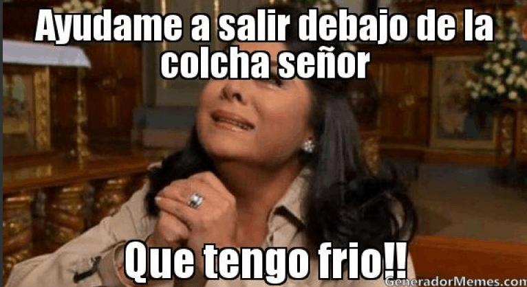 Llego El Frio Y Estallaron Los Memes En Todas Las Redes Tkm Argentina Memes De Gordos Memes Memes De Frio